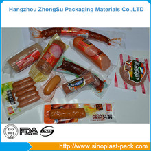 EVOH/ PA stretch packaging film for food wrap