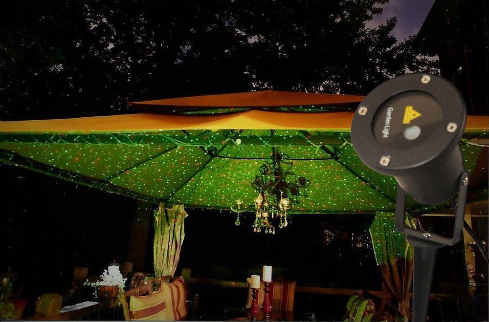 Waterproof Garden Laser Lighting Outdoor Christmas Laser