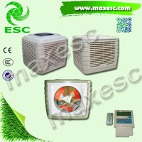 Single duct air cooler air cooler and dehumidifier