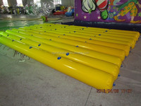 2014 Durable 0.9mm PVC inflatable water bouy/water tube