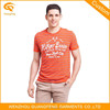 Slim Fit T-Shirt With Printing Mini Order Available