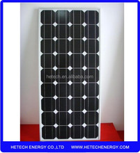 85w mono with low china solar panels cost from alibaba