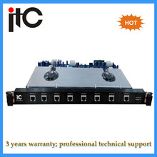 mutimedia central matrix control system 8 Channel Output Card hdbaset matrix