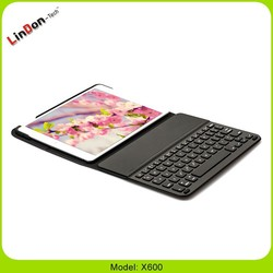 Russian keyboard with pu leather case for ipad 5, Russian folio keyboard, Russian keyboard with stand