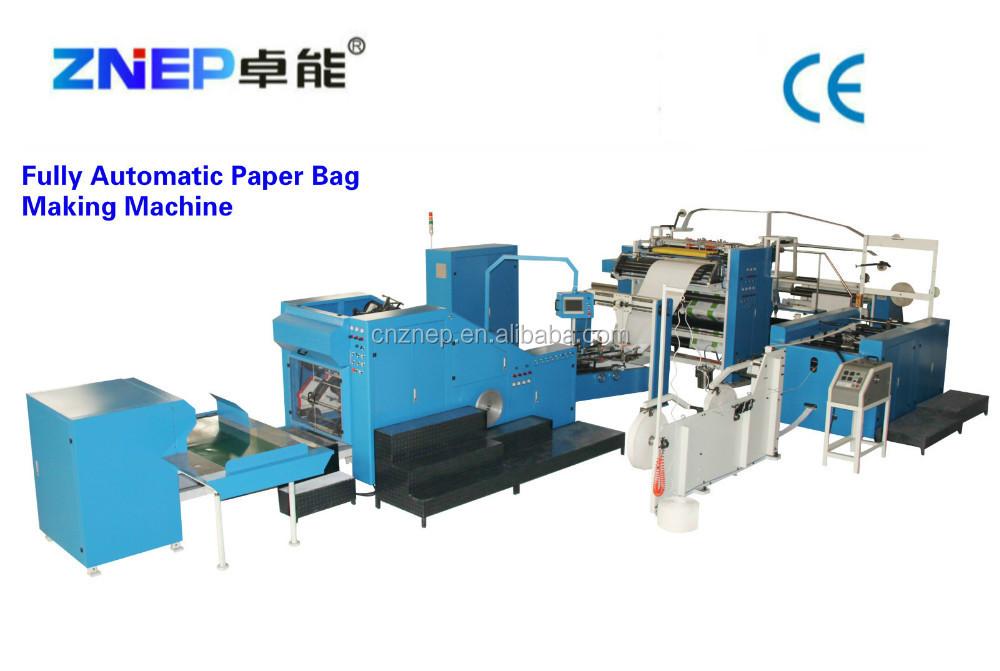 paper sealing machine