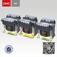 BK2 control Transformer high voltage step up transformer