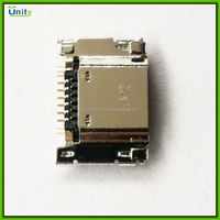 Factory price for Samsung Galaxy S3 i9300 USB dock connector charging port