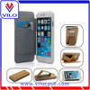 wallet leather case for iPhone 6/ 6plus,card holder leather case for iPhone 6 ,smart flip case for iPhone 6/plus with Kickstand