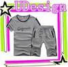 Cheap wholesale clothing latest suit styles for men plain soft cotton t-shirt
