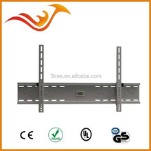 Tilting down open frame wall mount lcd TV bracket for 42-70 inches LED/ LCD/Plasma TV screen