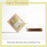 Limited supply Great taste No tea leaf Ear-hook filter teabag with 100% safe Brown rice