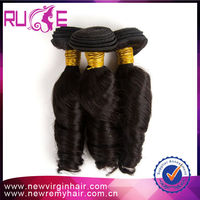 Top sale 5A unprocessed 24inch spring curl cheap full thick Peruvian get best hair buy