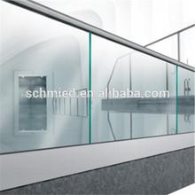 barandilla de aluminio sistemas de vidrio