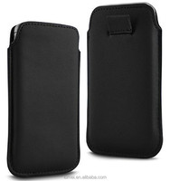 Thin Pull Tab Soft Leather Case Cover For Samsung Galaxy S4 Mini i9190