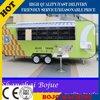 2015 hot sales best quality fiber glass food van pearl pannel food van motorcycle food van