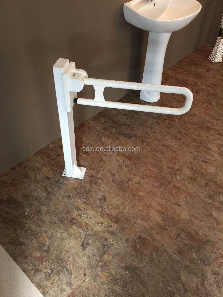Handicap Grab Bar Toilet Lifting Armrest - Buy Folding Grab Bar ...