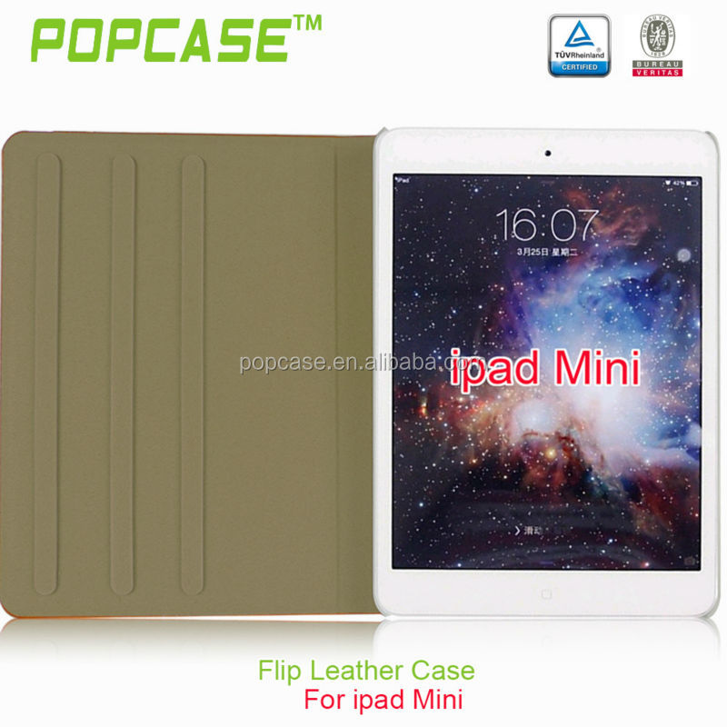2014 new design for ipad mini case with wallet