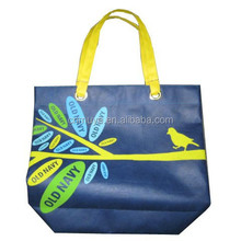 recyclable or mix material non woven carry bag
