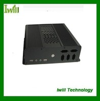 HTPC case aluminum computer case with promotion price