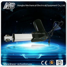 Homecare, Medical bed etc. Usage and Brush Commutation Linear Actuator With Manual Function