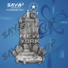 New york souvenir magnet magnet of norway with factory price