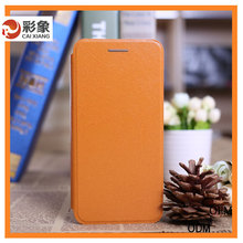 2015 Flip Leather phone Cover For Sony Xperia Z3 Compact case