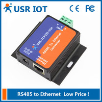 (USR-TCP232-204) Serial RS485 to TCP/IP Ethernet Server