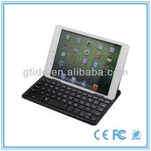 High quality Bluetooth keyboard with micro usb port for ipad mini