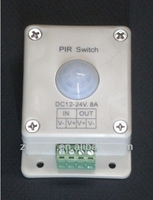 LED LIGHTING MOTION IR SENSOR SWITCH 12 VOLT DC LIGHT CONTROL