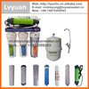 hot sale portable 7 stage reverse osmosis systems drinking water/reverse osmosis systems water quality
