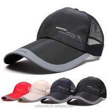 fashion style new 2015 sport golf hats and mesh caps
