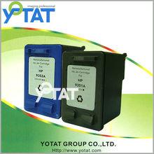 Remanufactured printer cartridge for HP 21 HP 21 XL HP 22 XL C9351A HP 22 C9352A