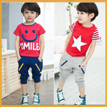 Kids Clothing Sets Children Casual Shorts Korean Summer Children Clothing SetZZJ-CO-134