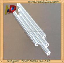 Finement Pricessed usine bas prix Borosilicate 3.3 verre tube, Haute luminosité