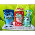 personalizada detergentes líquidos bolsa