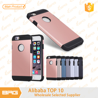 BRG PC+TPU Ultra Slim Armor Hybrid Protective Case for Apple iPhone 6s, For iphone 6s case