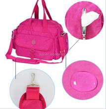 New Baby Mummy Diaper Bag Mom Nappy Bag Tote Handbag