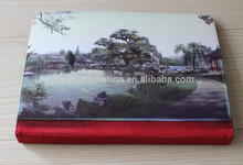100% polyester sublimation blank leather pad case