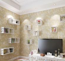 Decorativa caliente venta de la pared flotante cubo estante de la pared