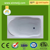 Factory price Simple modern adult plastic mini bathtub as gift