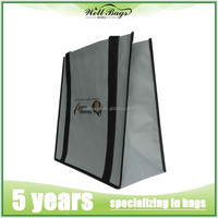 90 100 120 140gsm oem image offset printing pp fabric non woven bag well bags