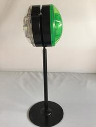 Amber Color LED Strobe & Rotating Warning Beacon Light, Strobe Turning Warning Light Free Sample