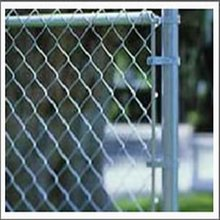 2014 de alta calidad de la cadena de enlace valla de metal paneles de home depot