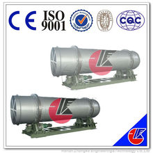 High performance reliable and competitive price fertilizer rotary dryer