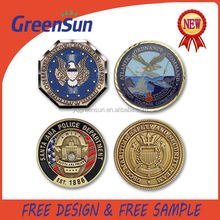 China manufacture hot selling popular metal coin