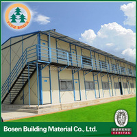 modern and beautiful residential building construction hot sale in Brazil market