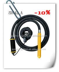 Long-life internal concrete vibrator 42mm for sale