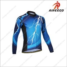 100% polyester coolmax material custom custom cycling tops for summer