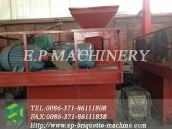 6tons/h HSYQM-400 coal and charcoal briquette press machine for sale hot selling now