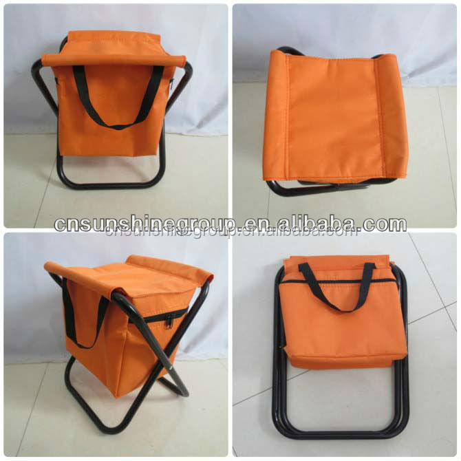 Good quality design folding chair cooler bag buy cooler for Good quality folding chairs